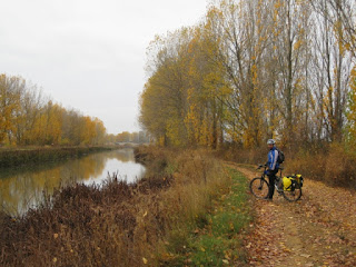 Margen del Canal de Castilla