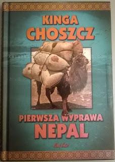okładka książki Pierwsza wyprawa Nepal