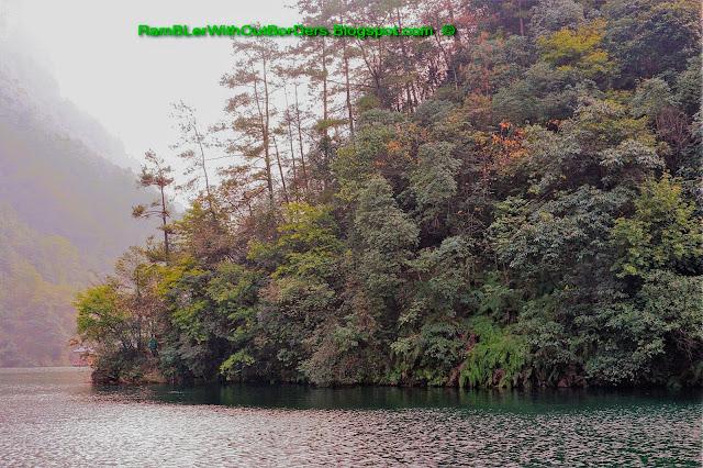 Baofeng Lake, Zhangjiajie, Hunan, China
