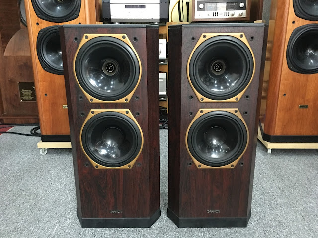 Loa Tannoy 707 - Made in England