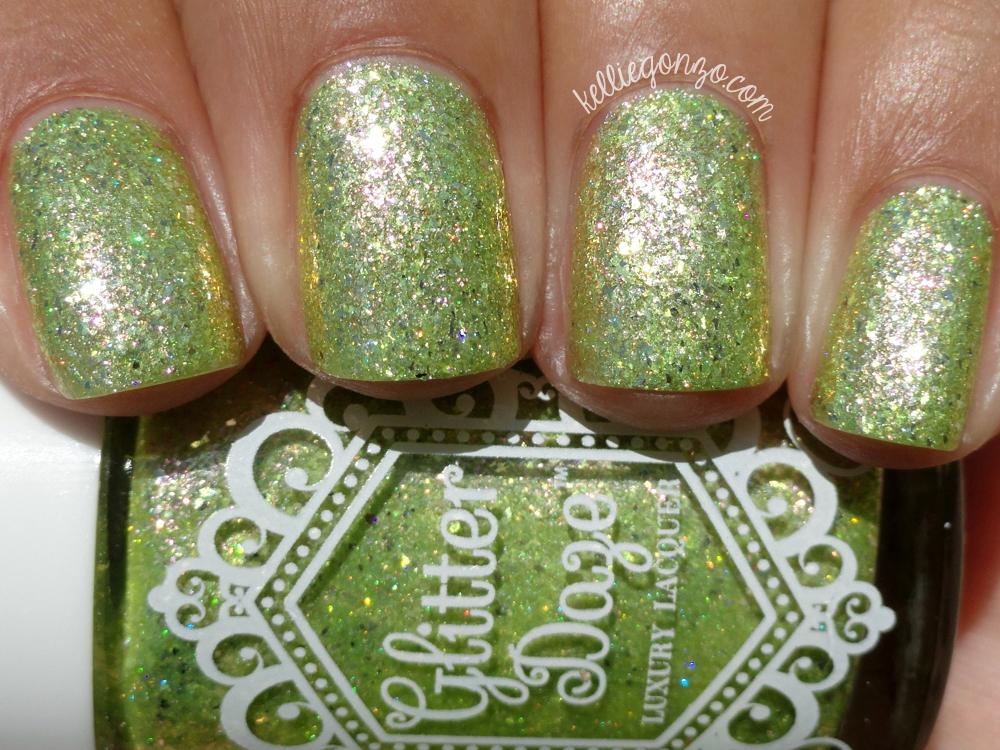 GlitterDaze I'm Not Melon-choly