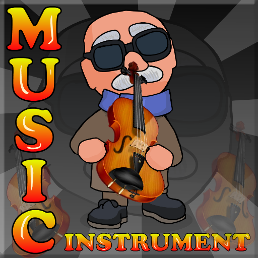 Find The Music Instrument