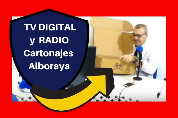 TV DIGITAL Y RADIO CARTONAJES ALBORAYA