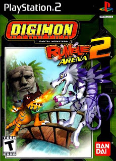 Digimon Rumble Arena 2 cover