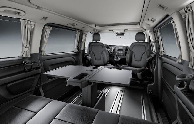2018 Mercedes-Benz Marco Polo New Review Interior