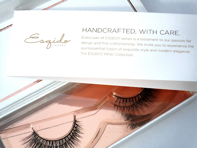 d9b6c6f9740 I've been testing out Esqido's 'Unforgettable' style of false lashes which  are so natural and elegant, which is just what I look for in a false lash,  ...