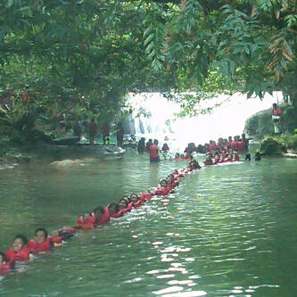 Gallery Wisat Body Rafting Citumang