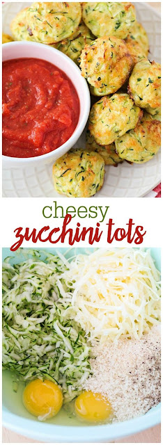 Zucchini Tots Recipe Delicious