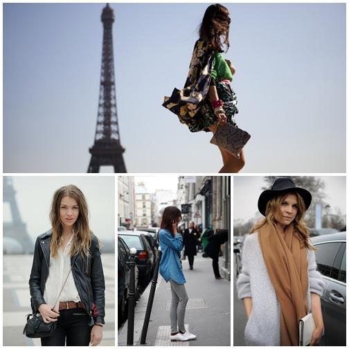 Moda na świecie - Paryski szyk i styl (1)