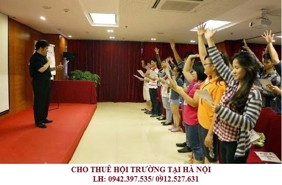 cho thue hoi truong to chuc su kien
