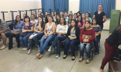Aulas da UNIVESP em Cajobi já começaram