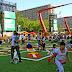 Flying Grass Carpet, crea paisajes urbanos a partir de alfombras
