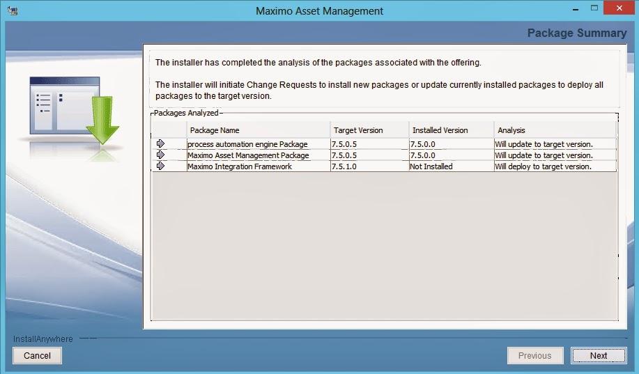 Sometimes I Like To Pretend: Maximo 7 5 0 5 on Windows