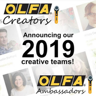 OLFA Creators & Ambassadors #quilting #sewing #crafts #tools #notions