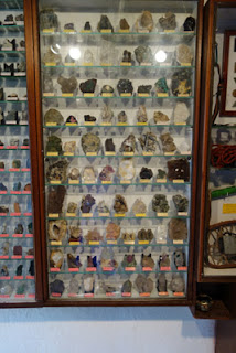 gem collection of Pietro Nardini of Sorana, Alpine mountain climber and rescue worker