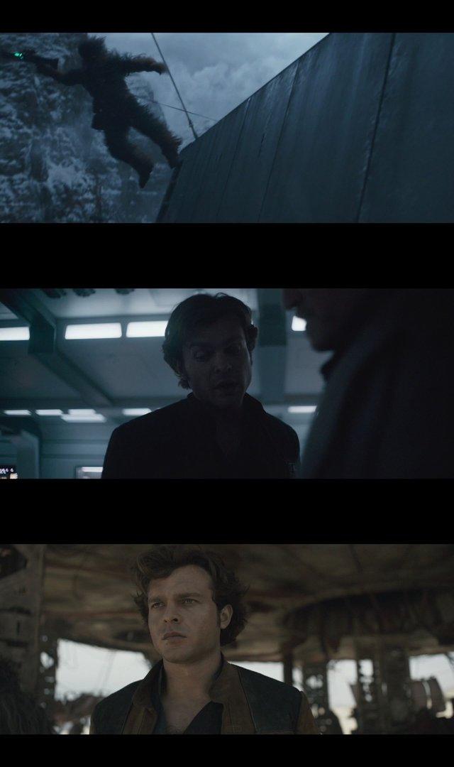 Han Solo: Una historia de Star Wars (2018) HD 1080p y 720p Latino