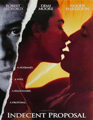 Poster Of Indecent Proposal (1993) Full Movie Hindi Dubbed Free Download Watch Online At worldfree4u.com