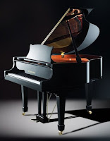 Stahler Player Grand Piano