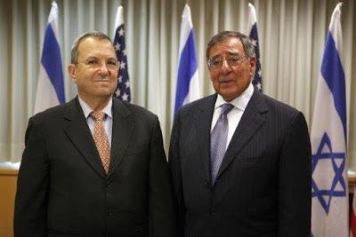la proxima guerra ataque israel eeuu gaza leon panetta ehud barak