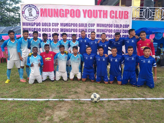 3.9 GR vs Dooars Sports Academy mungpoo gold cup 2018