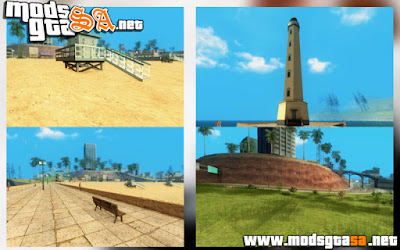 Praia de Santa Maria em HD & HQ