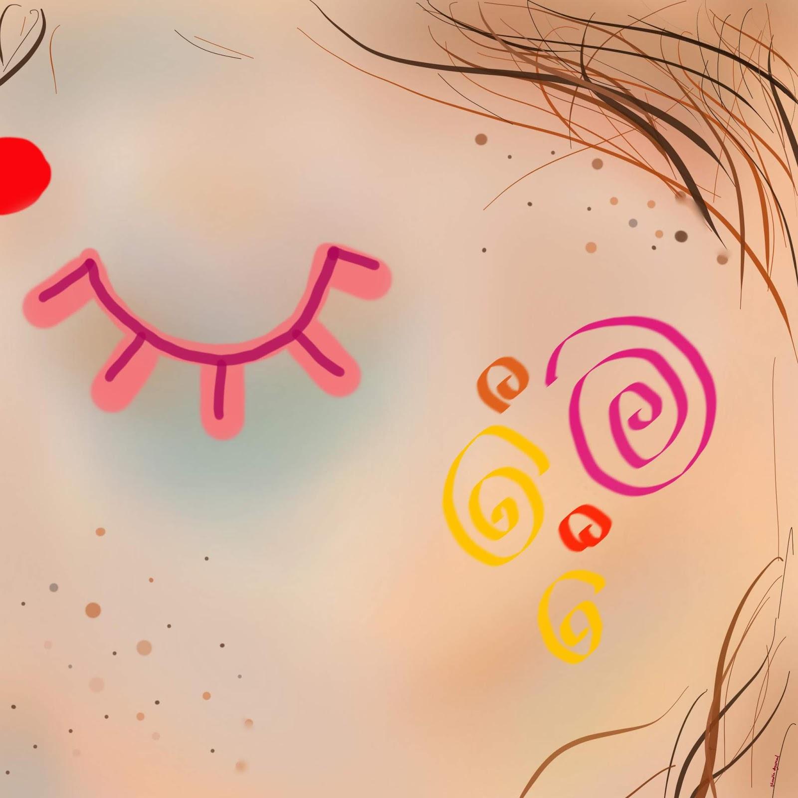 My First Digital Art Using Autodesk Sketchbook Ideas And