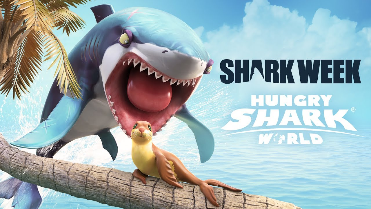 hungry shark evolution mod unlimited money apk