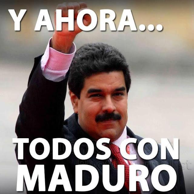 Resultado de imagen de TODOS CON CHAVEZ