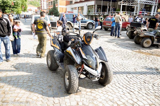 Jeep Rally Osogovo (Jeep Rally Kalin Kamen) 2010, Kriva Palanka, Macedonia