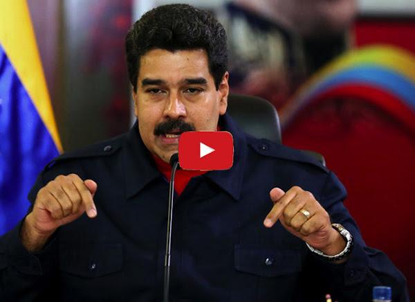 Maduro restringirá uso de Redes Sociales para evitar la violencia