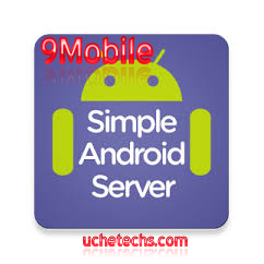 simple android server settings