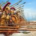 Δείτε τη χρήση του δόρατος σε συνασπισμό στην Αρχαία Ελλάδα(βίντεο).