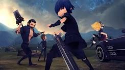 Square Enix Umumkan Final Fantasy XV Untuk Perangkat Mobile!