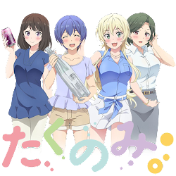 Takunomi. Episode 01-12 END (Batch) Subtitle Indonesia