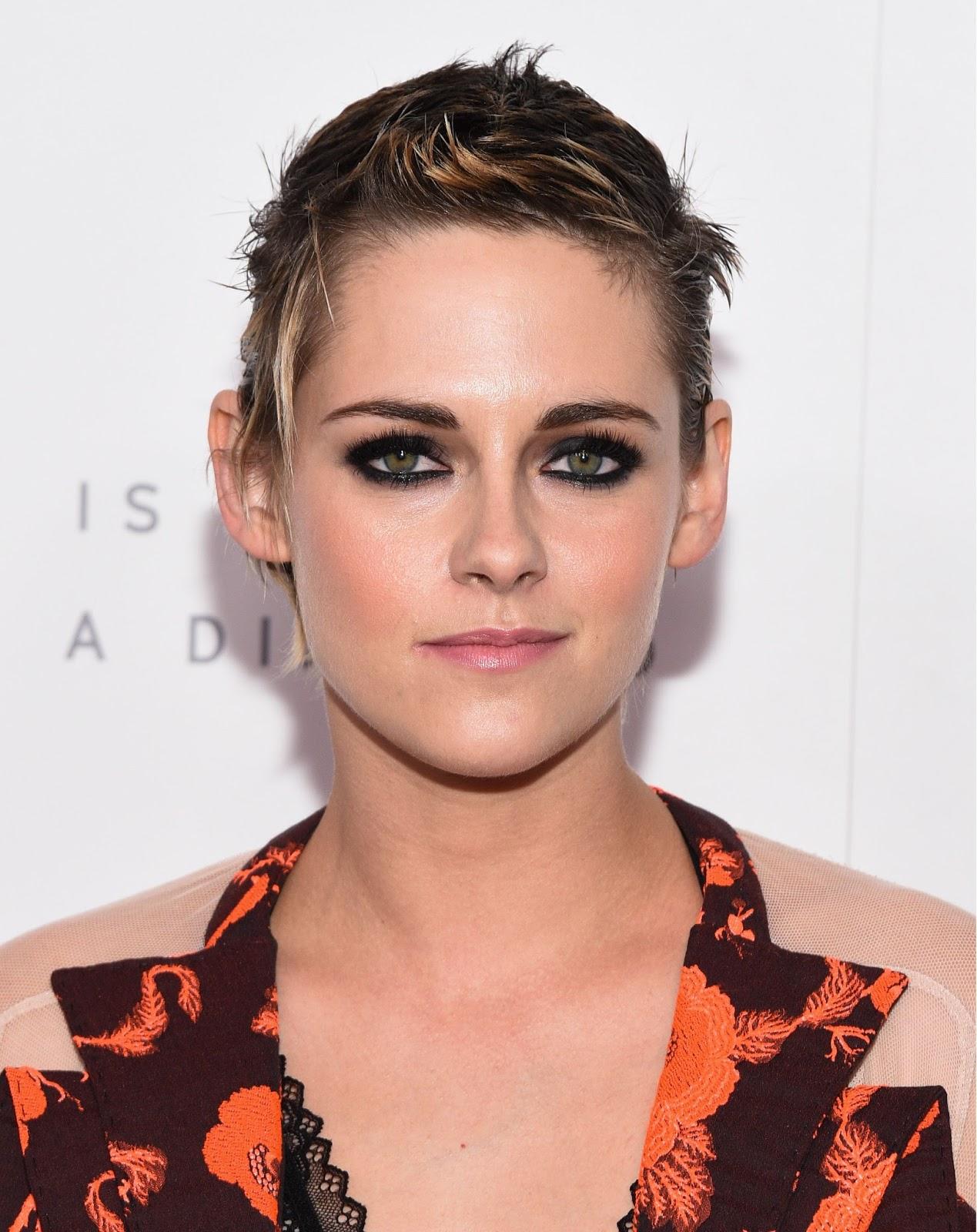Kristen stewart coupe de cheveux