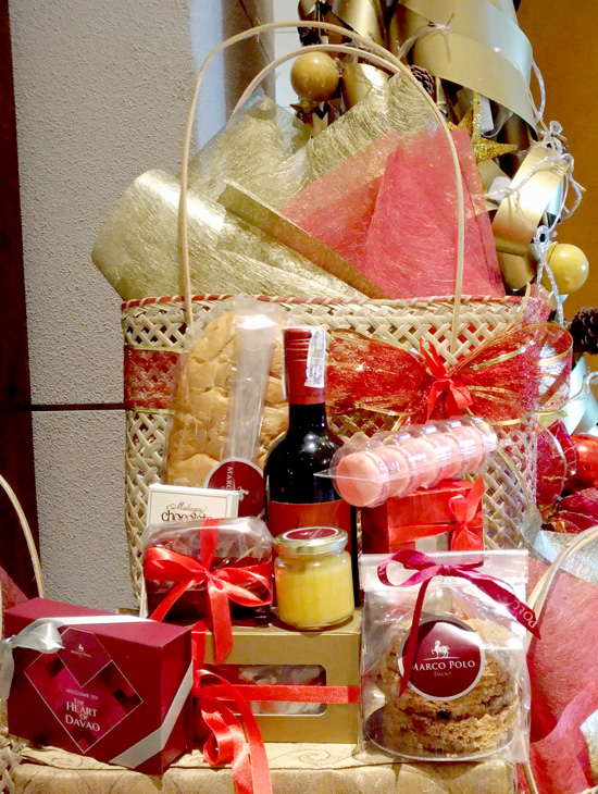 Marco Polo hamper 2016