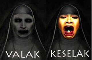 Meme The Conjuring 2 Valak