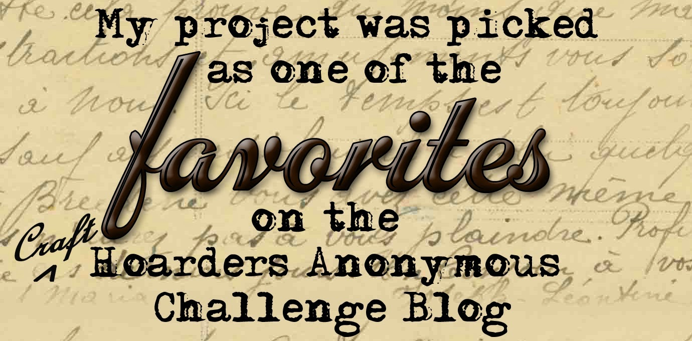 2014 - Favourite Challenge #9
