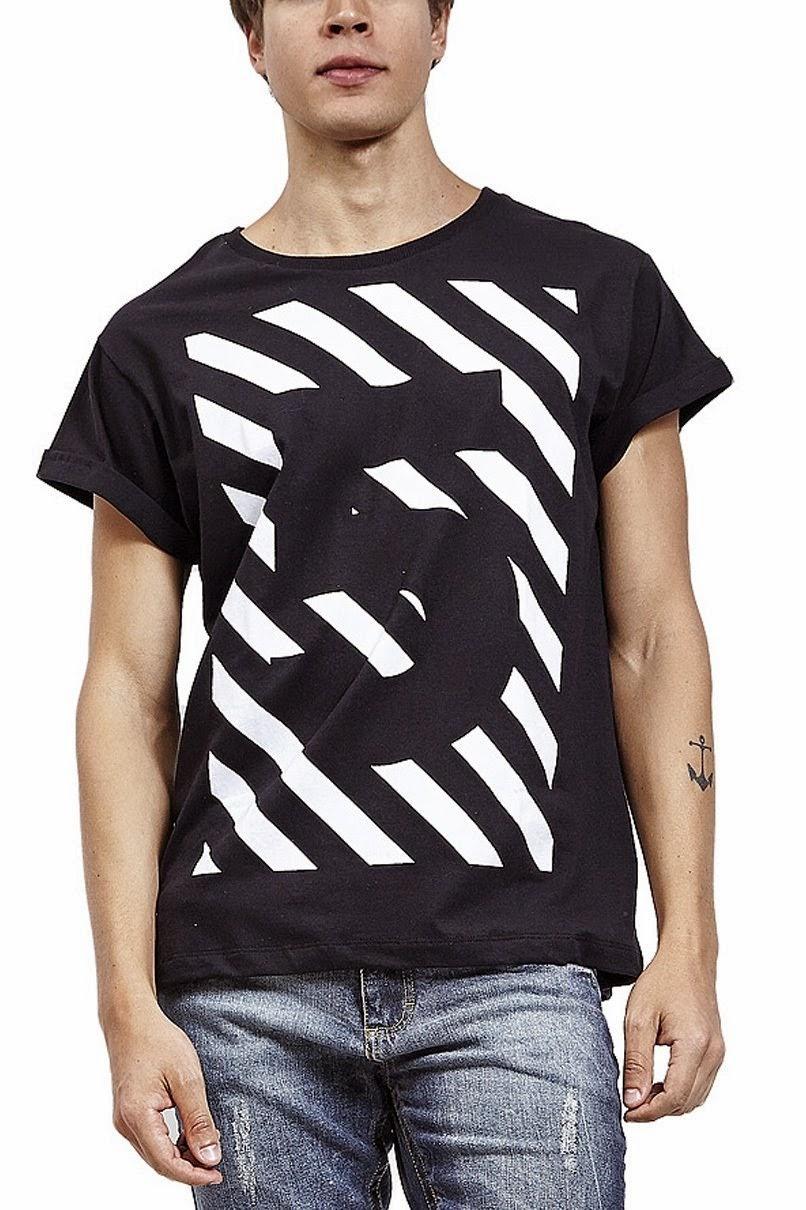 76201aede Se você acha que Camisetas com Estampas menores ou sem Estampa são muito  básicas