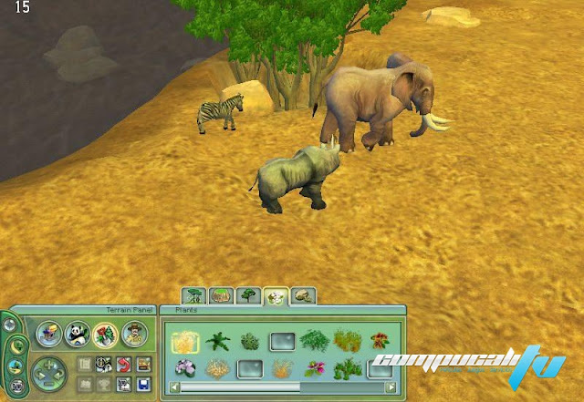 Zoo Tycoon 2 PC Full Español Expansiones