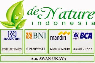 rekening de nature