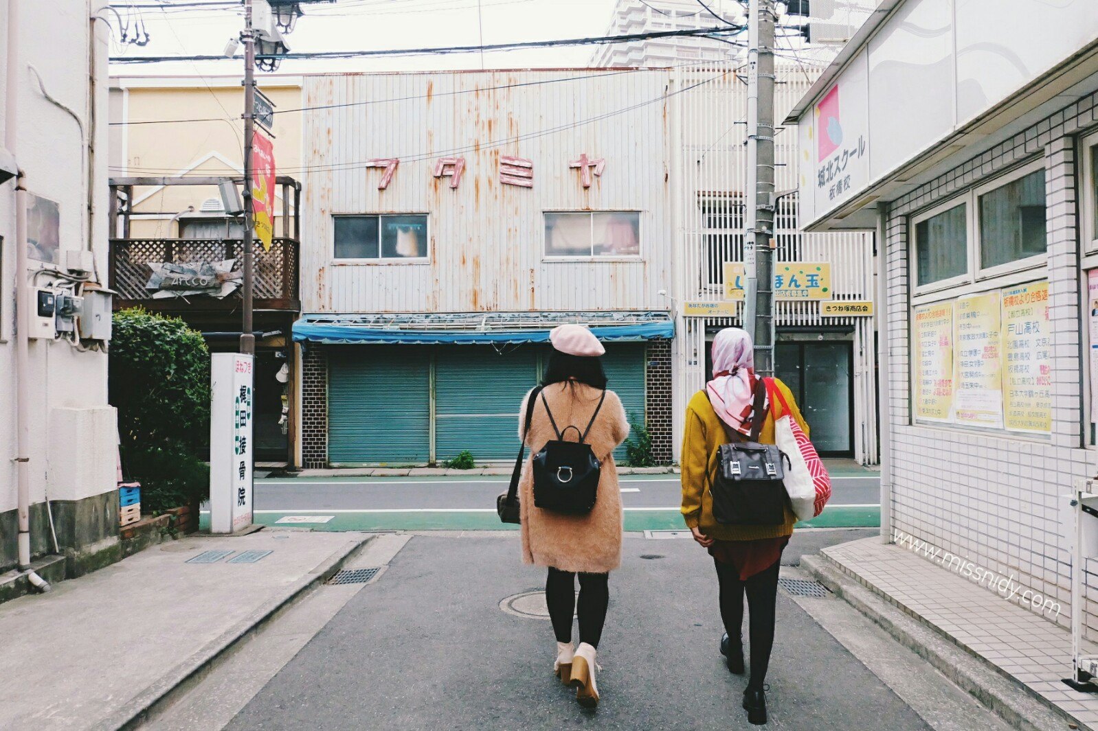 pengalaman travelling ke jepang pas musim semi