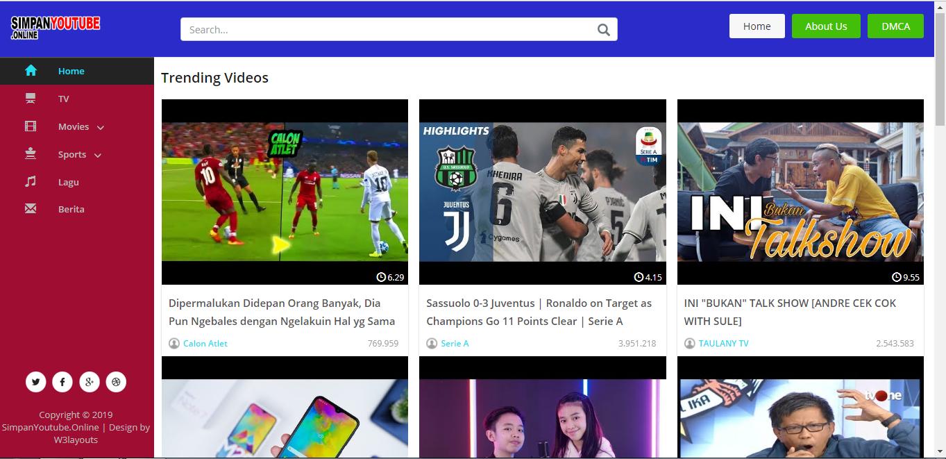 Cara Download Video Youtube Menjadi mp3 / mp4 Tanpa Aplikasi