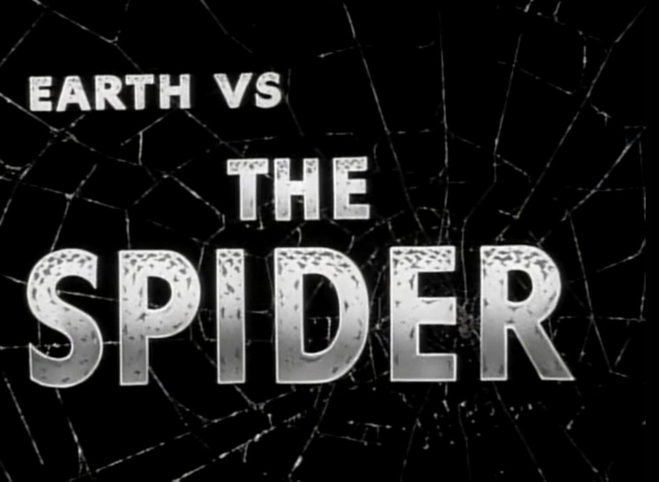 Just Screenshots: Earth vs. the Spider (1958)