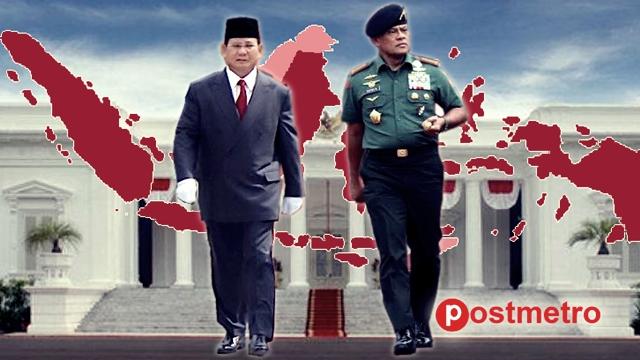 Jika Prabowo tak Jadi, Gatot Dinilai Cocok Jadi Penggantinya