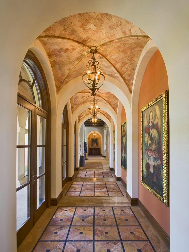 ogiva, bolta arhitecturala, tavan , modele tavan, imagini tavan, bolta din caramida