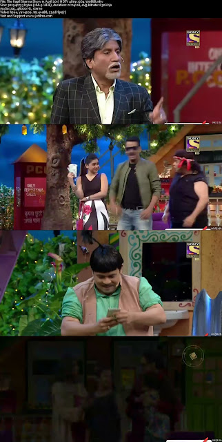 The Kapil Sharma Show 15 April 2017 HDTV 480p