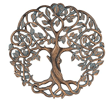 Simbolismo del mandala celtico significato dei quattro for Albero della vita significato