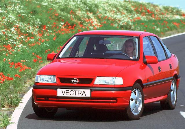 Chevrolet Vectra 1995 GSi