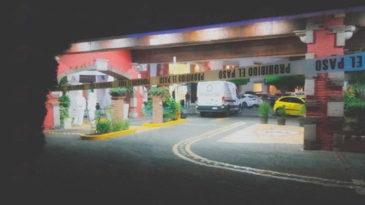 Acribillan a automovilista huye y muere dentro de un hotel en Morelia